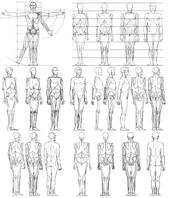 Y8 figure drawing sheet 1 Difficult