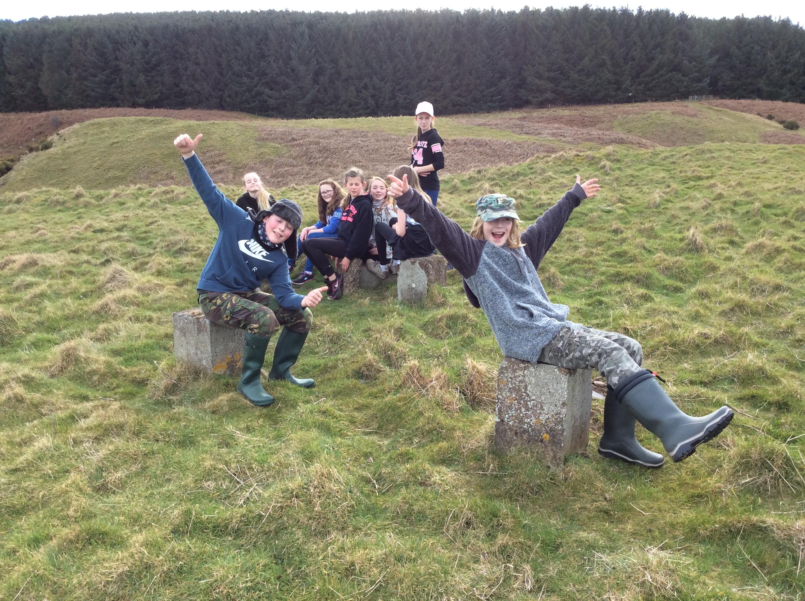 Wooler trip update – Ovingham Middle School
