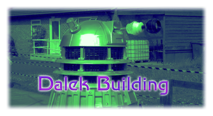 dalek building radioactive
