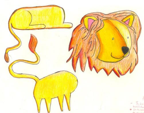 Hannah Finch Lion 001