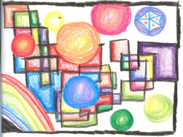 Mondrian influence