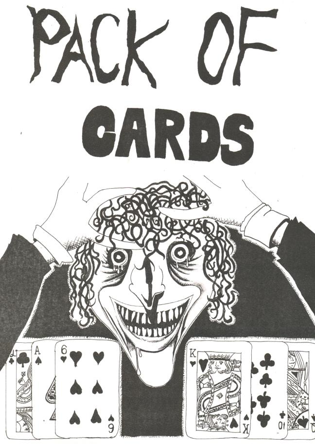 pack of cards 001