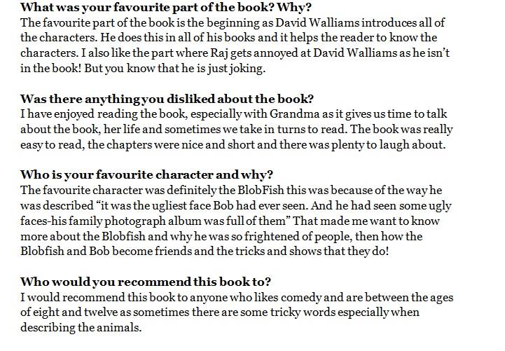 Megan book review 2