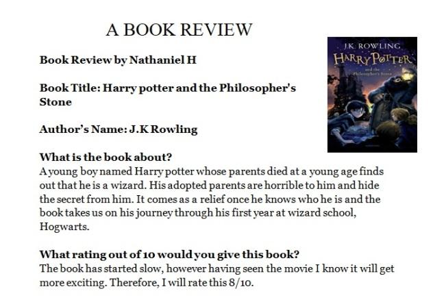 Nate Book review 1